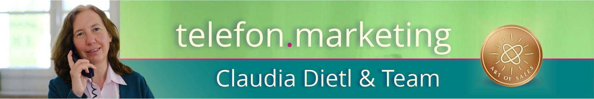 Claudia Dietl - telefon.marketing